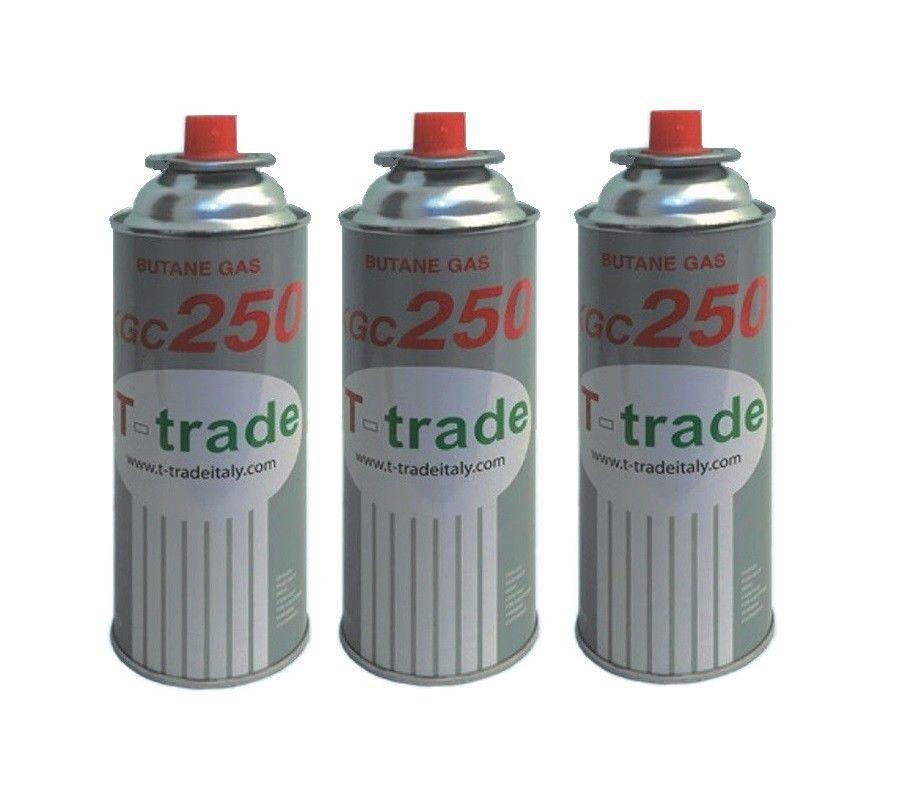 BOMBOLETTA CARTUCCIA CARTUCCE A GAS GPL CP250 CP 250 CAMPINGAZ   ** 1 PEZZO **