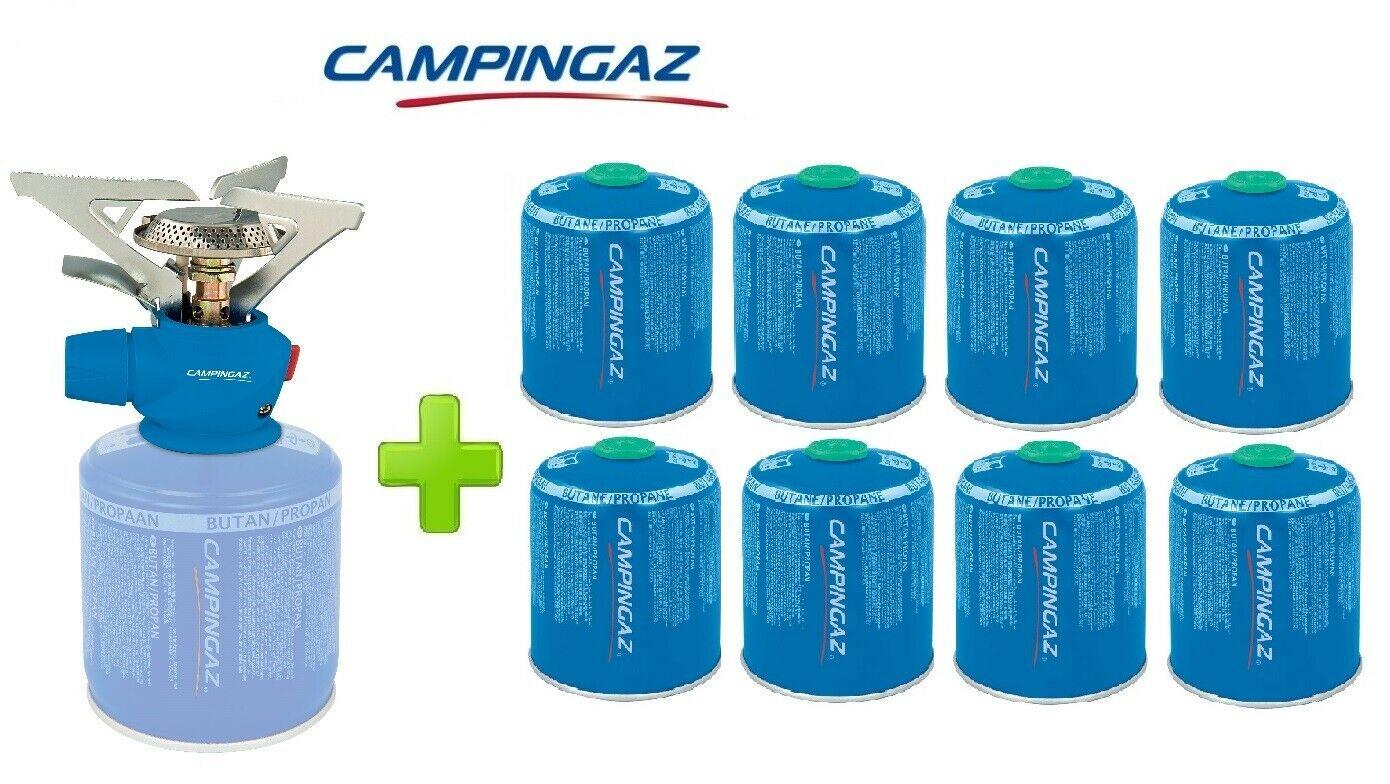IDEALE PER CAMPEGGIO FORNELLO A GAS BIVOUAC CAMPINGAZ 2
