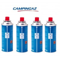 BOMBOLETTA CARTUCCIA CARTUCCE A GAS GPL CP250 CP 250 CAMPINGAZ   ** 4 PEZZI **