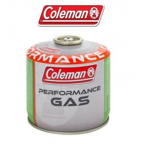 BOMBOLETTA CARTUCCIA GAS COLEMAN c300 performance FILETTO 240 g GAS 3 PEZZI *