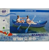 CANOA GONFIABILE ADVENTURES 330 ADAMLI MERCE IN STOCK CON PREZZO RIBASSATO