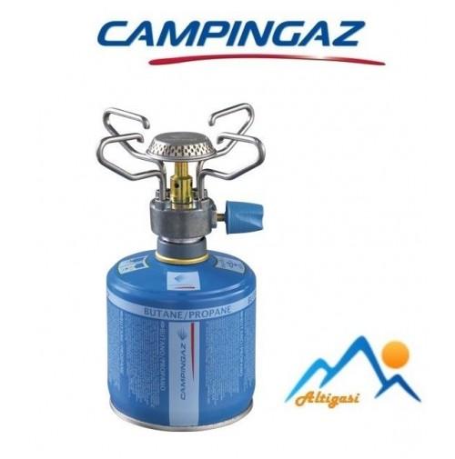 FORNELLO A GAS BLEUET MICRO PLUS POTENZA 1.300 WATT CAMPINGAZ IDEALE CAMPEGGIO