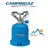 FORNELLO A GAS CAMPING STOVE 206 DA 1200 WATT MARCHIO CAMPINGAZ IDEALE CAMPEGGIO