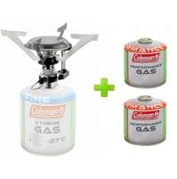 FORNELLO FORNELLINO A GAS FYREPOWER COLEMAN  7.000 WATT INCLUSE 2 CARTUCCE C300