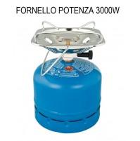 FORNELLO SUPER CARENA R PER BOMBOLE MARCA CAMPINGAZ 1 FUOCO POTENZA 3000 W