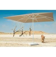 PLAZA ombrellone Acrilico 100% colorato/bianco