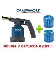 SALDATORE SOUDOGAZ X2000 NEW 2016 CAMPINGAZ POTENZA 1.650 W + 2 CARTUCCE GAS