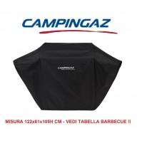 TELO COPRI BARBECUE BBQ L 105hx122x61p - PER MODELLI BARBECUE CAMPINGAZ