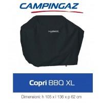 TELO COPRI BARBECUE BBQ XL 105hx136x62p - PER MODELLI BARBECUE CAMPINGAZ