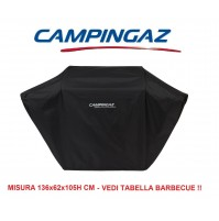 TELO COVER BARBECUE CAMPINGAZ MODELLI ADELAIDE 3 WOODY E PER 2 SERIES EXS VARIO