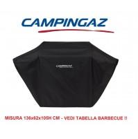 TELO COVER MODELLO BBQ CLASSIC XL PER BARBECUE CAMPINGAZ MISURA 136x62x105H