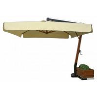 VESPUCCI ombrellone Acrilico 100% colorato/bianco