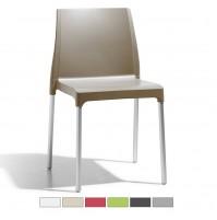 CHLOE' CHAIR MON AMOUR sedia fibra di vetro