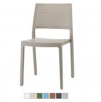 EMI sedia fibra di vetro Made in Italy