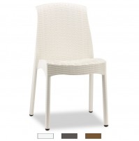OLIMPIA TREND sedia fibra di vetro Made in Italy