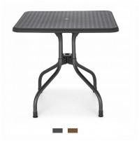 OLIMPO 80x80 tavolo piano ribaltabile verniciato